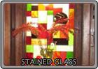 From precision cut modern pieces to traditional picture windows, the Theme Designs Studios produces the absolute best in stained glass windows.